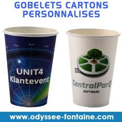 copy of Gobelets cartons...