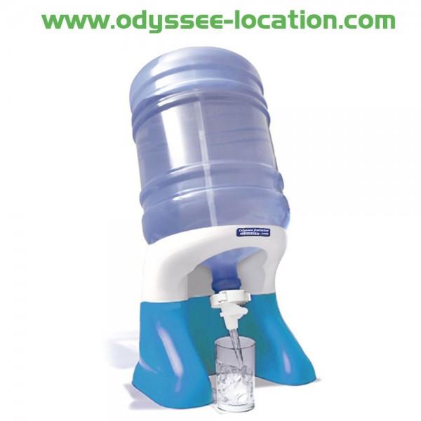 Fontaine à eau ODYSSEO par 6