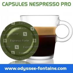 Capsules Nespresso Pro par 50