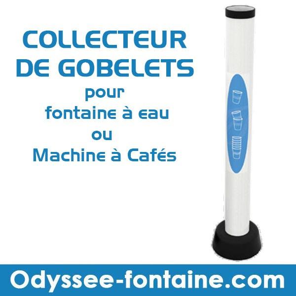 Location Collecteur de Gobelets au mois