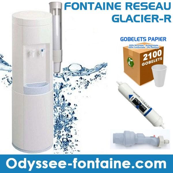 Location de Fontaine à raccorder au réseau d'eau potable de courte durée