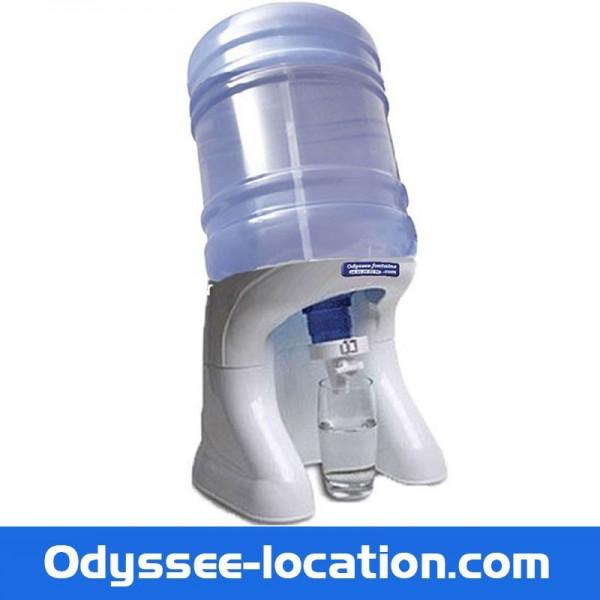 Location fontaine à eau ODYSSEO par 6
