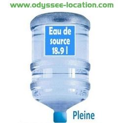Location bonbonne à eau ODYSSEO par 6